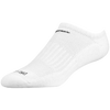 Nike 6 Pack Dri-Fit No-Show Socks - All White / White