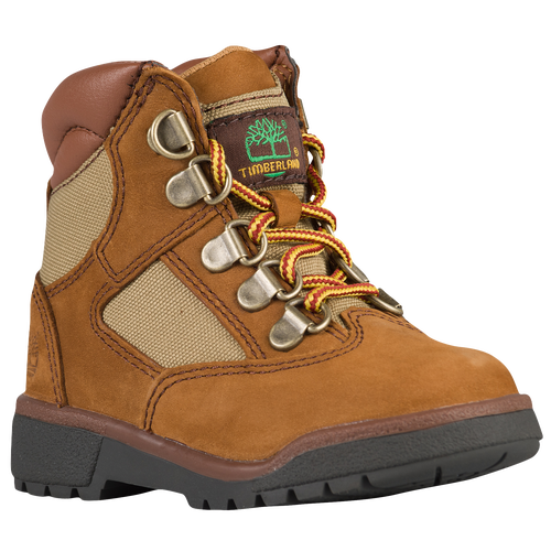 timberland 6 quot field boots boys toddler