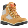 "Timberland 6"" Field Boot - Boys' Grade School - Tan / Brown"
