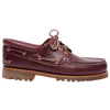 Timberland 3 Eye Boat Shoe - Men's - Brown / Brown