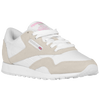 Reebok Classic Nylon - Women's - All White / White