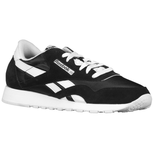 Reebok Classic Nylon - Men's - Black/White