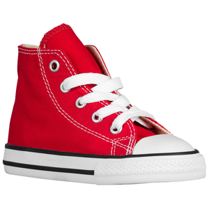 Converse All Star Hi - Boys' Toddler - Red