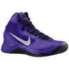 Nike Zoom Hyperdisruptor - Men's - Purple / Grey