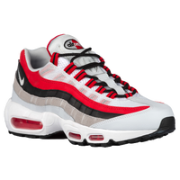 Nike Air Max 95 White And Red