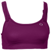 Moving Comfort Fiona High-Impact Sports Bra - Women's - Purple / Purple