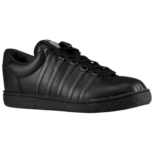 K-Swiss Classic Leather - Boys' Preschool - Black