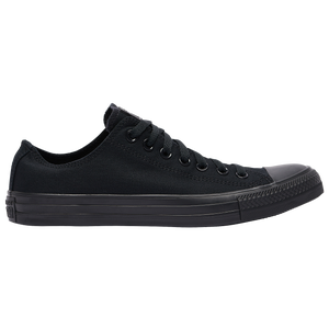 Converse All Star Ox - Men's - Black Monochrome/Black
