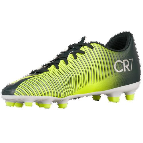 a5f9e7b1352b lovely Nike Mercurial Vortex III FG Mens Soccer Shoes Ronaldo Cristiano  Seaweed Hasta White