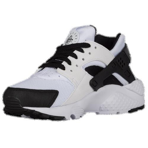 Nike Huarache Black And White Kids Extreme hostingcouk
