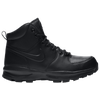 Nike ACG Manoa Leather - Men's - All Black / Black