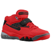 Nike Air Force Max 2013 - Men's - Red / Black