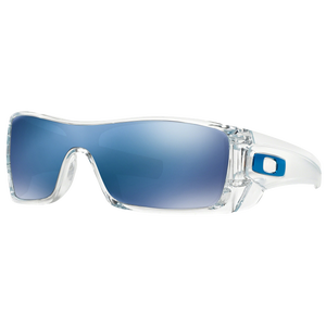 Oakley Batwolf Sunglass - Men's - Clear/Ice Iridium