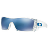 Oakley Batwolf Sunglass - Men's - Clear / Blue