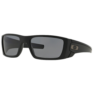 Oakley Fuel Cell Sunglass - Men's - Matte Black/Grey Polarized