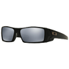 Oakley Gascan Sunglass - Men's - Black / Grey