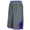 adidas Rose Bulls Shorts - Men's - Grey / Blue