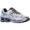 Mizuno Wave Creation 15 - Women's - White / Light Blue