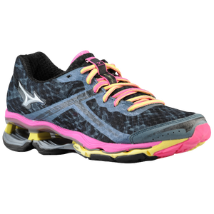Mizuno Wave Creation 15 - Women's - Dark Slate/Silver/Electric