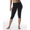 Nike Pro Capri II - Women's - Black / White