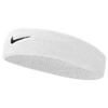 Nike Swoosh Headband - Men's - White / Black