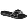 Nike Comfort Slide - Women's - Black / White