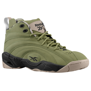 Reebok Shaqnosis - Men's - Cargo Green/Black/Khaki/ Lush Forest