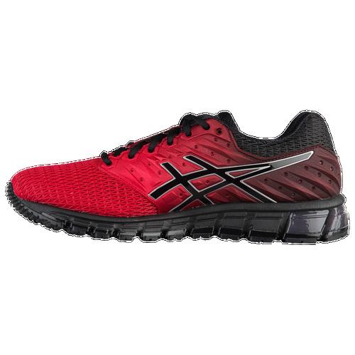 asics gel quantum 180 2 men 39 s running shoes classic red black silver. Black Bedroom Furniture Sets. Home Design Ideas