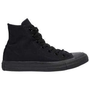 Converse All Star Hi - Boys' Grade School - Black Monochrome