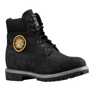 "Timberland 6"" Premium Waterproof Boot - Men's - Black"