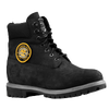 "Timberland 6"" Premium Waterproof Boot - Men's - All Black / Grey"