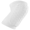 McDavid Hex Knee/Elbow/Shin Pad - Men's - All White / White