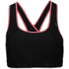 CW-X Xtra High-Impact Running Bra - Women's - Black / Pink