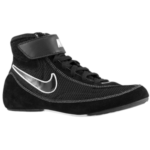 Nike Speedsweep VII - Boys' Grade School - Black/Black/White