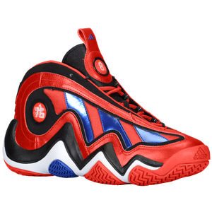adidas Crazy 97 - Men's - Light Scarlet/Blue/White