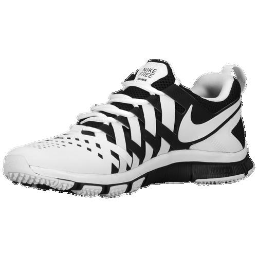 Nike Free Trainer 5.0 w/Weave - Men's - Training - Shoes - White/Black