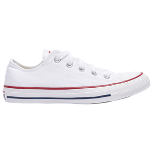 Converse All Star Ox - Boys' Grade School - Optical White