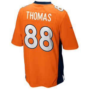 Nike NFL Game Day Jersey - Men's - Thomas, Demaryius - Denver Broncos - Brilliant Orange