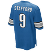 Nike NFL Game Day Jersey - Men's -  Matthew Stafford - Detroit Lions - Blue / White