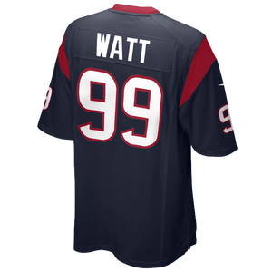 Nike NFL Game Day Jersey - Men's - Watt, JJ - Houston Texans - Marine