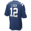 Nike NFL Game Day Jersey - Men's -  Andrew Luck - Indianapolis Colts - Navy / White