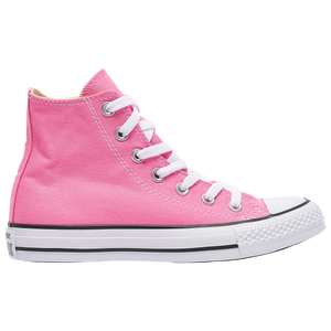Converse All Star Hi - Girls' Grade School - Pink