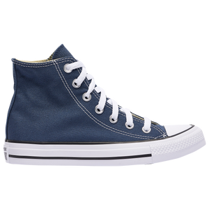 Converse All Star Hi - Boys' Grade School - Navy