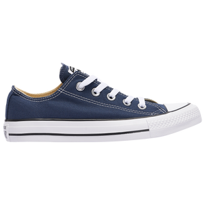 Converse All Star Ox - Boys' Grade School - Navy