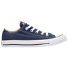 Converse All Star Ox - Boys' Grade School - Navy / White
