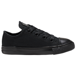 Converse All Star Ox - Boys' Toddler - Black Monochrome