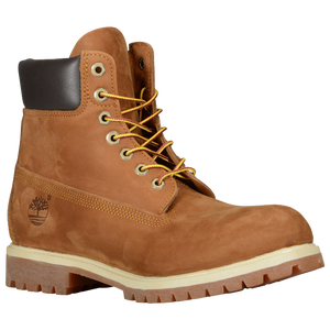 "Timberland 6"" Premium Waterproof Boot - Men's - Rust"