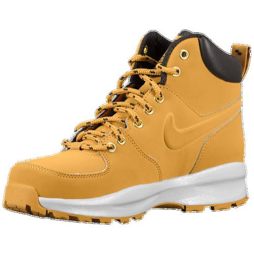 Nike ACG Manoa Boys Grade School Casual Shoes Haystack Velvet Brown  Haystack well-wreapped