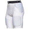 McDavid Hex Thudd Shorts - Men's - White / Grey