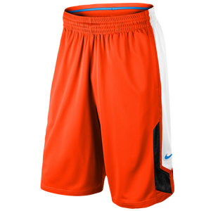 Nike KD Precision Moves Shorts - Men's - Team Orange/White/Black/Photo Blue